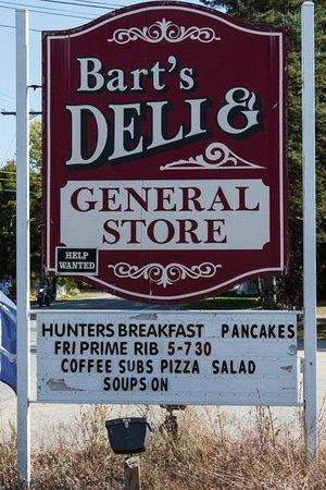 Bart's Deli