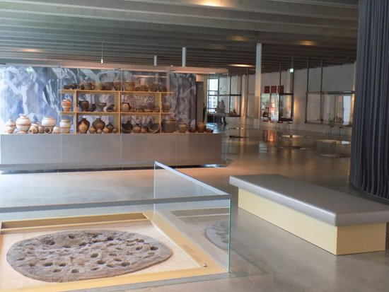 Manching, Germany: inside the museum