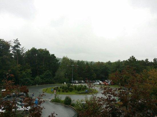 هوتل ثيرمين هوتل ستويسر: View from the hotel. ..
