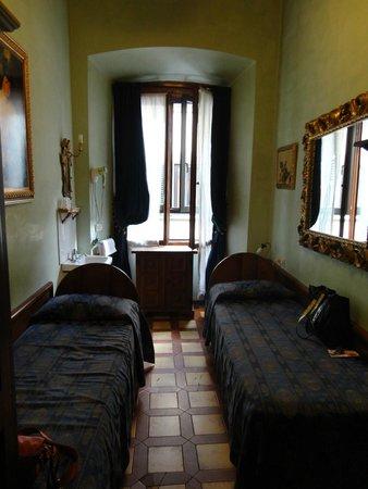 Hotel Abaco : stanza caravaggio n.5