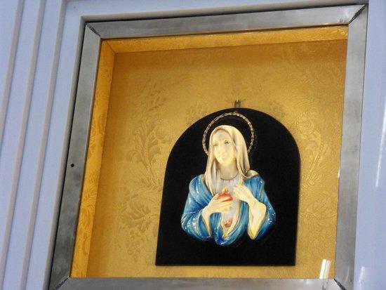 Santuario Madonna delle Lacrime : Décoration intérieure