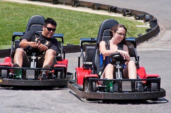 Go Karts Columbus >> Go-Karts at Mountasia - Picture of Mountasia Family Fun Center, Santa Clarita - TripAdvisor