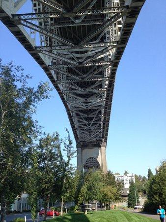 Burke-Gilman Trail: Freemont Bridge