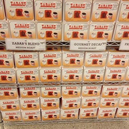 Zabar's : K cups