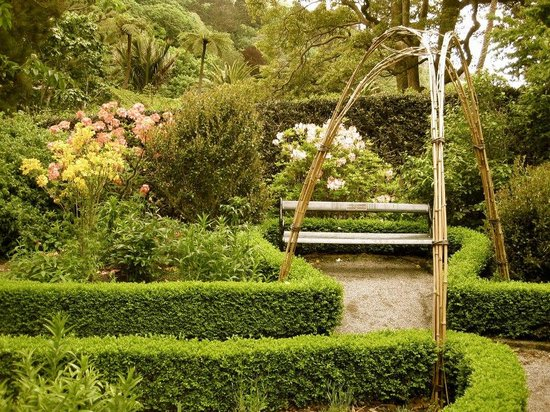 Wellington Botanic Garden: Botanical Gardens 2