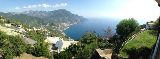 Villa Amore Ristorante : Stunning view from patio!!!!!