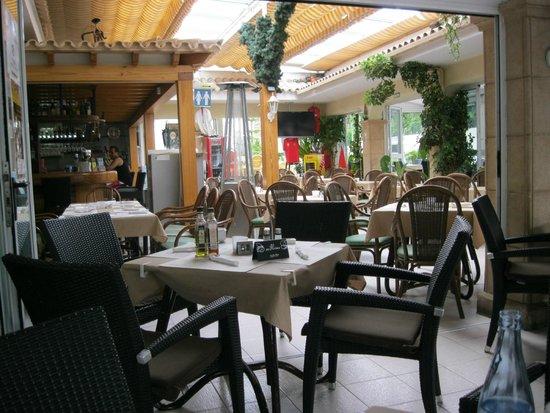 Restaurante Vinicius: sehr Einladend
