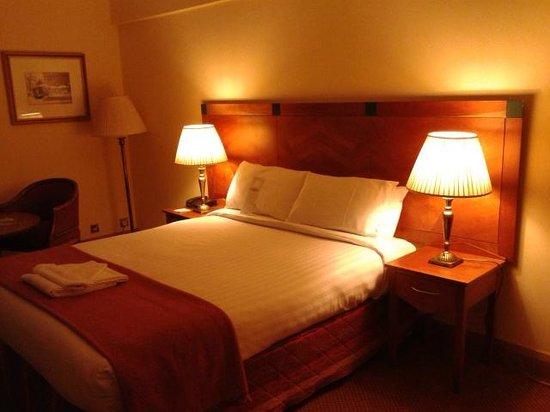 ذا أوكالاجان إليوت هوتل: Really comfy bed