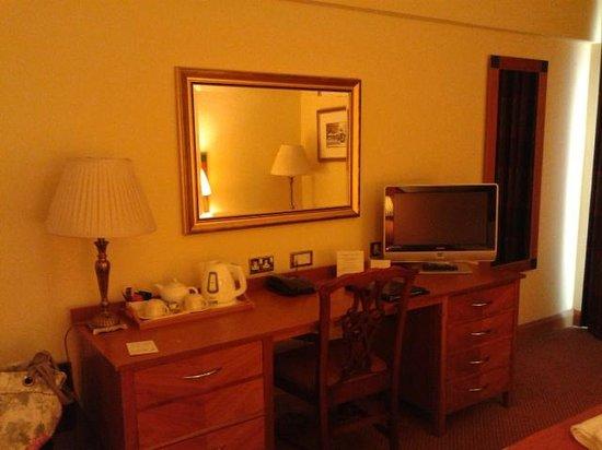 ذا أوكالاجان إليوت هوتل: Nice room