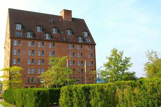 Hotel Speicher am Ziegelsee: Vorderansicht