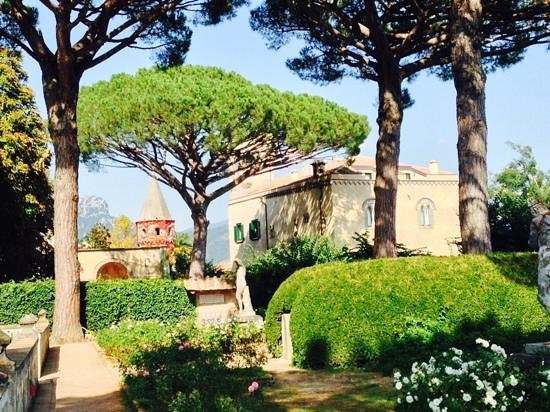 Great Architecture And Views Picture Of Villa Cimbrone