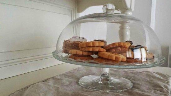 B&B San Leonardo : Altri buonissimi biscotti!