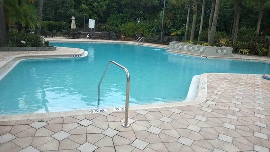 DoubleTree Suites by Hilton Orlando - Disney Springs Area: Pool looked inviting.