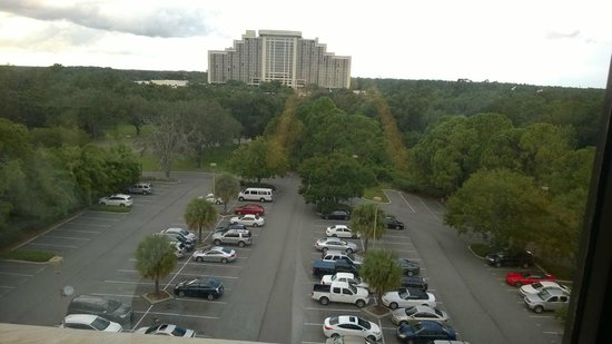 DoubleTree Suites by Hilton Orlando - Disney Springs Area: From seventh floor.