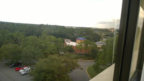 DoubleTree Suites by Hilton Orlando - Disney Springs Area: From seventh floor