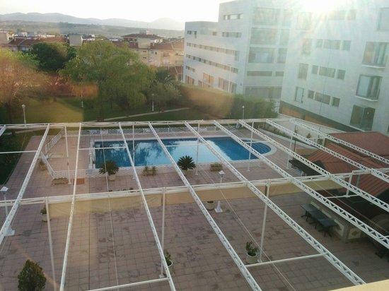 Hotel velada merida desde m rida espa a for Hoteles en merida con piscina