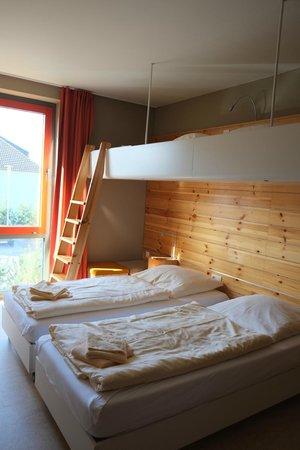 Hostel Haus 54 Zingst: 4-Bett Zimmer