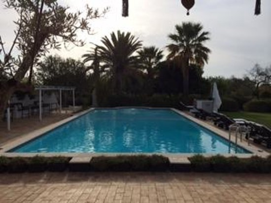 Quinta da Lua : Pool and View from the room