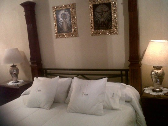 Villa Vicuna : Dormitorio