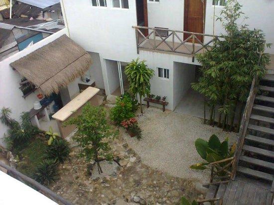Hostal jardin mahahual desde m xico opiniones for Hostal jardin