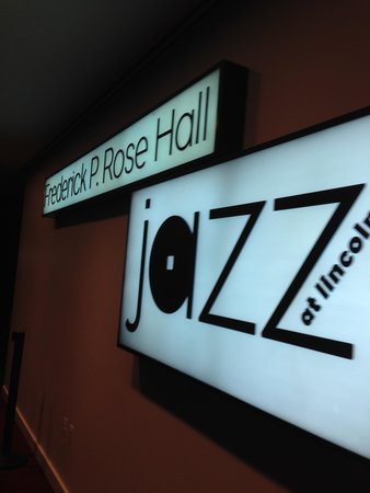 Jazz at Lincoln Center: Entrance
