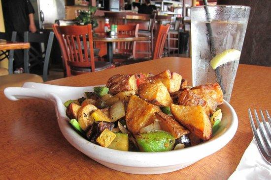 Chill Restaurant & Bar : Vegan Hash