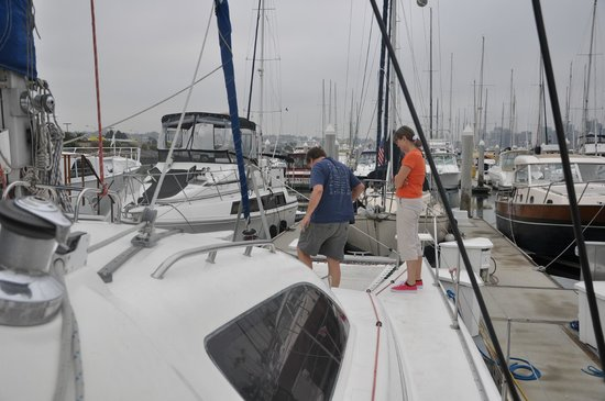 West Coast Multihulls: Our guests