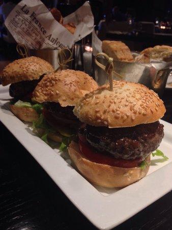 Blackstone: Treat minihamburgers would be terrific French fries