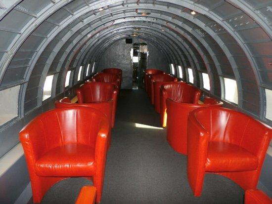 Runway 34: Smokers Lounge