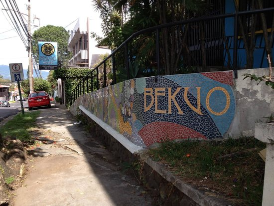 Hostel Bekuo: Beautiful place