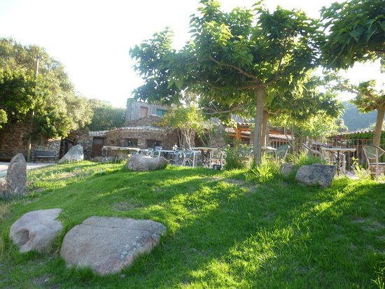Ranch Campo: le paysage