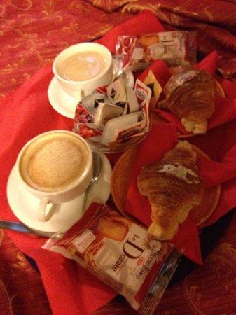Domus Ester: Café da manhã