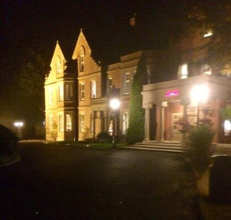 Preston Marriott Hotel: lovely grounds