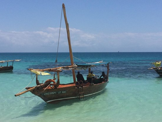 Ngalawa Beach Village: Safari Blue full day excursion