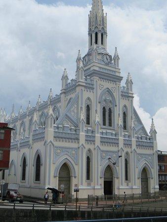 Templo Del Sagrado Corazon Los Agustinos