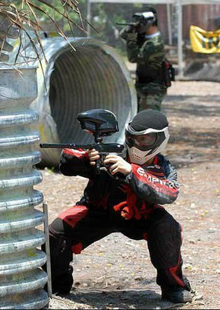 Extreme Rage Paintball Park