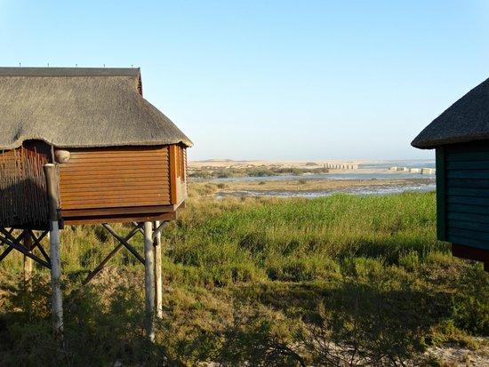The Stiltz: View unto the laguna