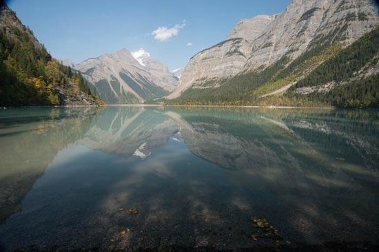 Les Rocheuses canadiennes, Canada : Kinney Lake