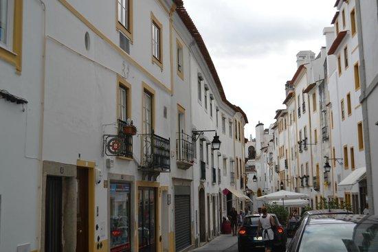 Ibis Evora: Ruas de Évora