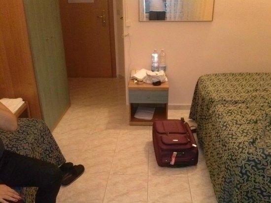 Hotel Castelfidardo: Room