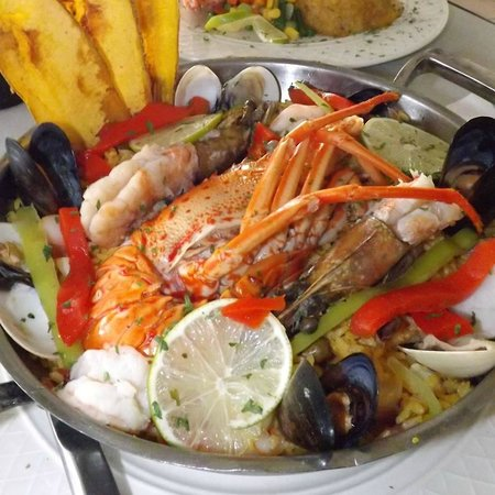 Parador El Buen Cafe Hotel : Our Delicious Entries at The Mesón Gastronómico El Buen Café