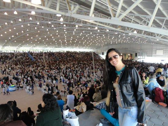 Cachoeira Paulista: Acampamento de Oração!