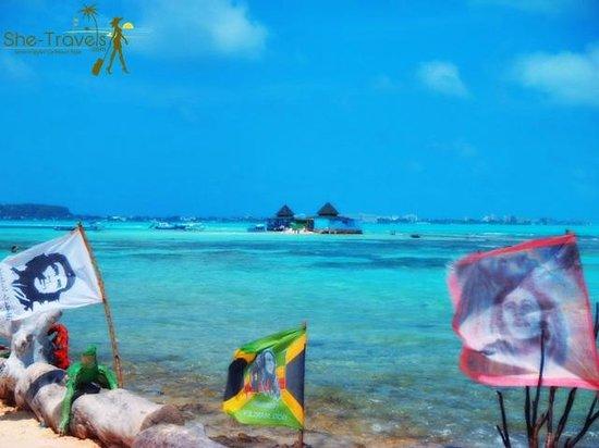 Bibi's Place: Enjoy the view