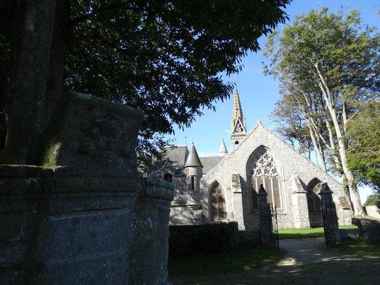 Manoir de Kerdanet : Chapelle Kerinec