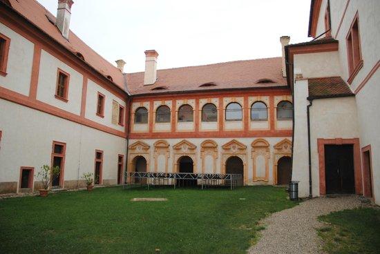 Zamek Novy Hrad