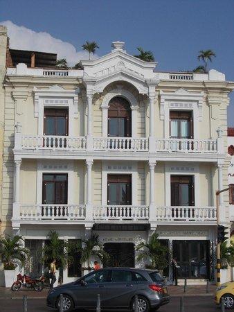 Hotel Monterrey: otima localização