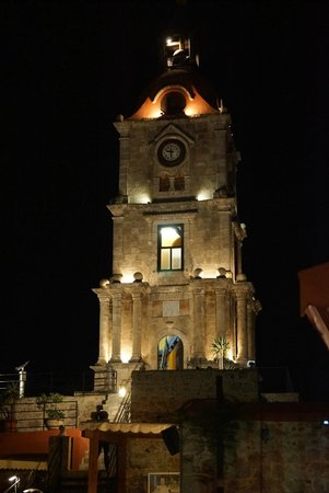 Roloi Clock Tower panorama 1 - Picture of Roloi Clock ...