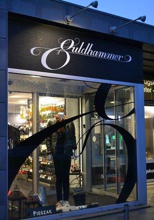 Sydals, Denemarken: Butikken