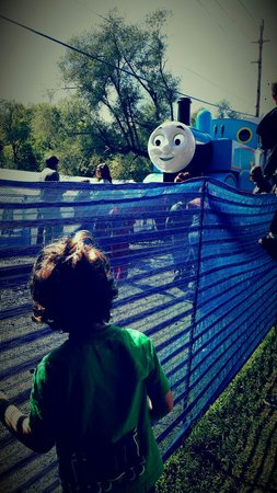 Lebanon, OH: Thomas the train visit