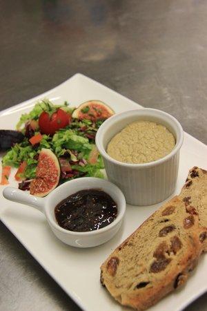 La Petite France : Le Parfait de Foie de Volaille et sa Confiture de Figues